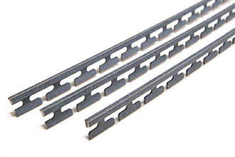 Hardened Steel Edges