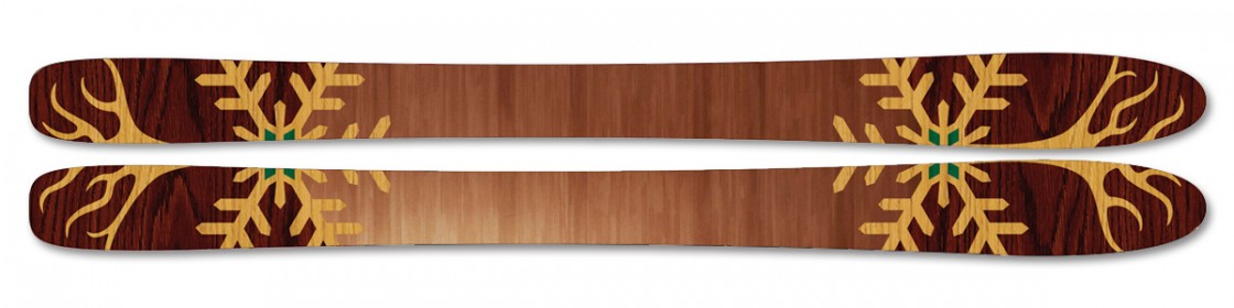 Custom Wood Veneer Design #002