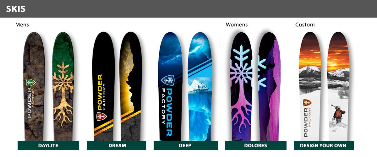 Ski Gallery