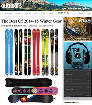 Powder Factory - Best Winter Gear