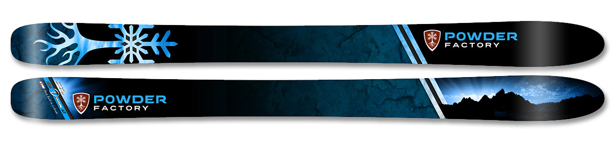Powder Factory Skis - Dream AT