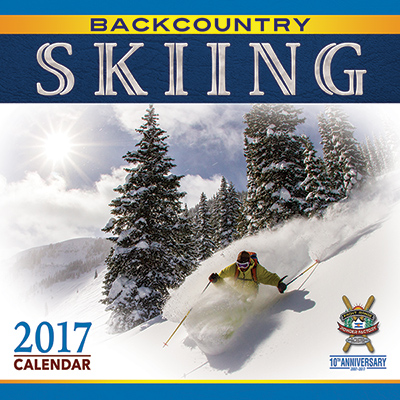Front Range Powder Factory Backcountry Skiing Calendars
